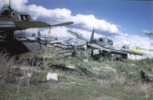 Inactive Seaplanes